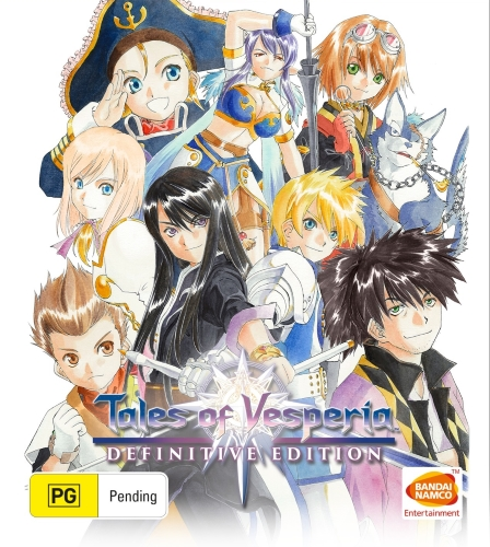 Tales of Vesperia: Definitive Edition (2019)  RePack от xatab