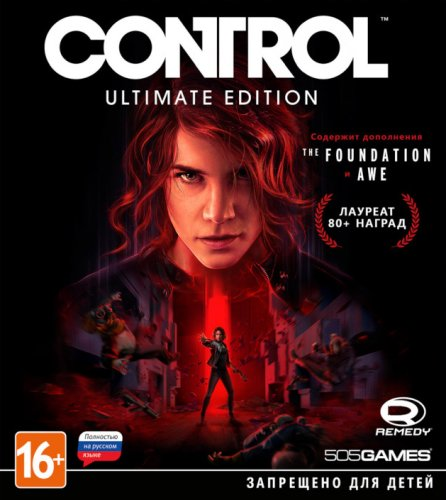 Control: Ultimate Edition [v 1.13 + DLCs + Unlockers]