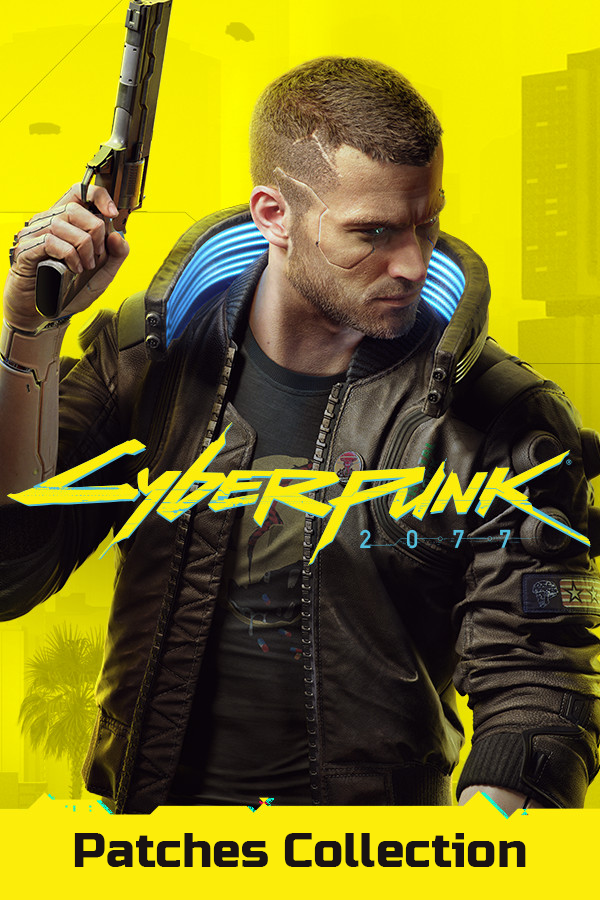 Cyberpunk 2077 Patches Collection [GOG] (2020) PC | Лицензия